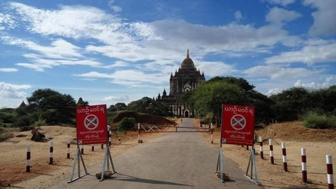 ဘုရားများ ဖူးမျှော်ခွင့်ပေးပါက အဆင်သင့်ဖြစ်အောင် ပုဂံဘုရား ၄၄ ဆူကို ကြိုတင်ပြင်ဆင်ထား