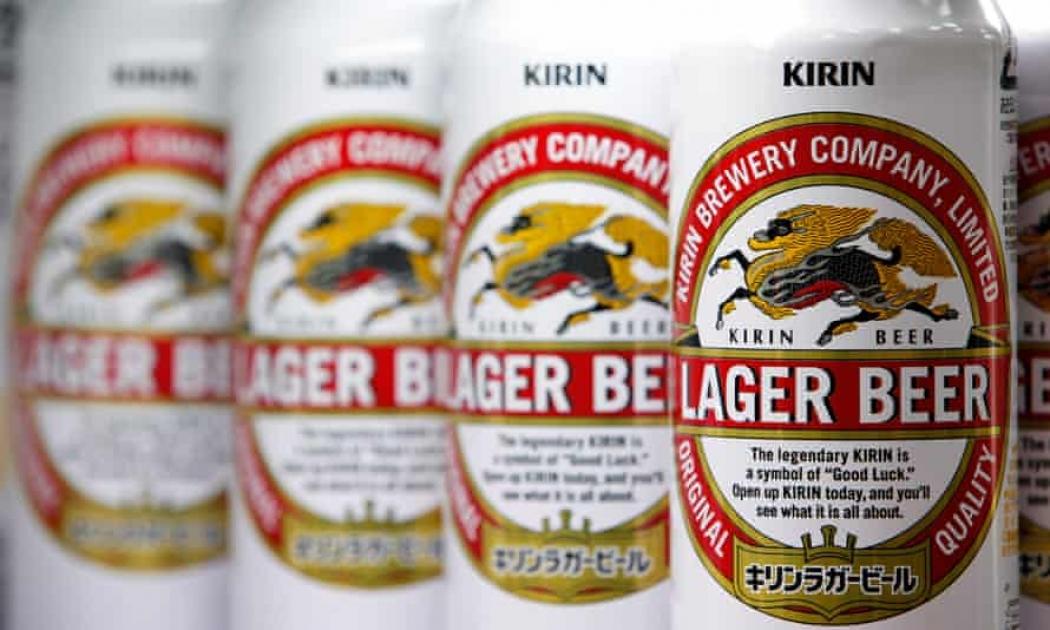 ဂျပန် Kirin ကုမ္ပဏီက ဦးပိုင်ကုမ္ပဏီနဲ့ပူးပေါင်းလုပ်ဆောင်မှု ရပ်ဆဲကြောင်း ကြေညာ